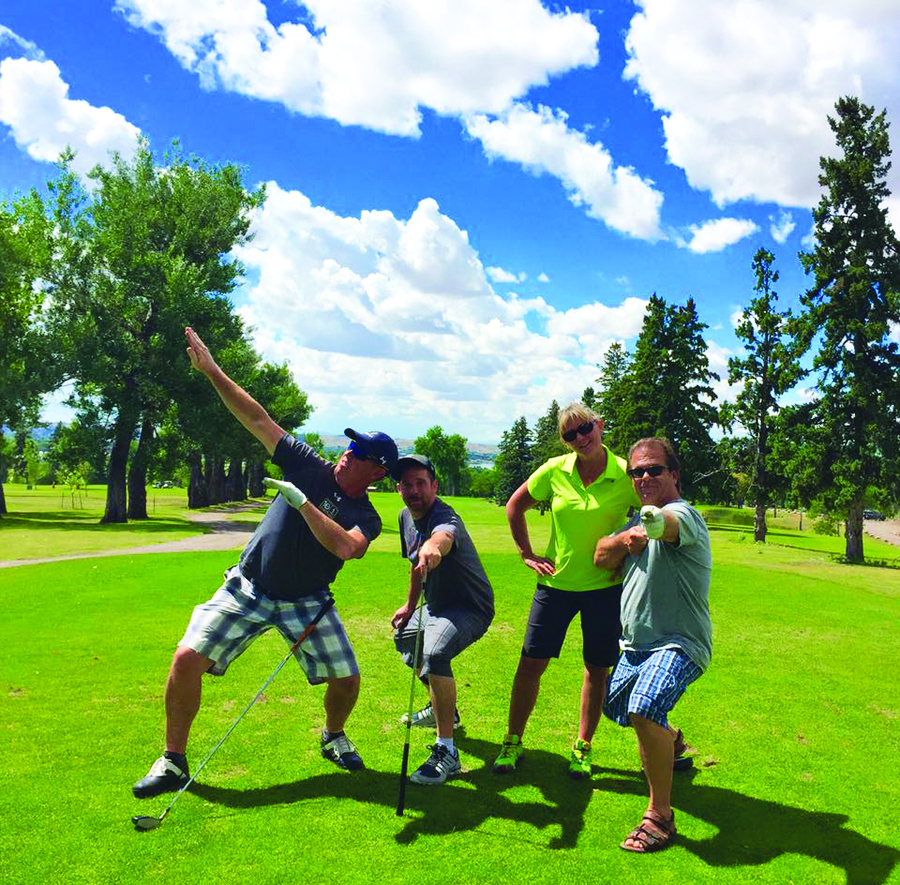 GREAT FALLS HOMEBUILDERS ASSOCIATION GOLF TOURNAMENT