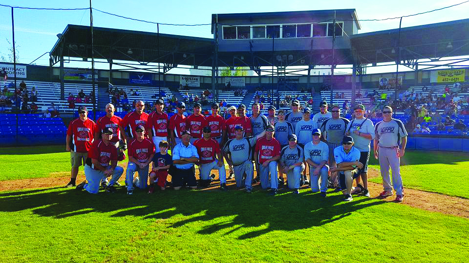 GUN AND HOSES CHARITY SOFTBALL GAME