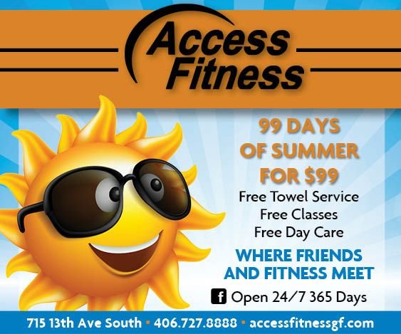 Access Fitness Great Falls