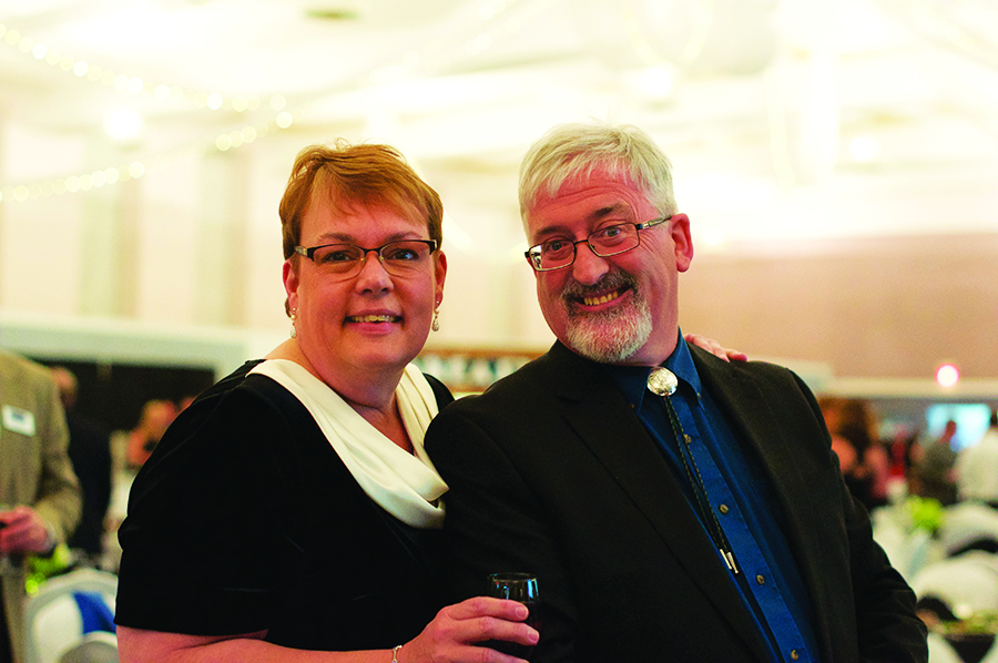 Dr. Bridget Brennan And Reverend Brennan