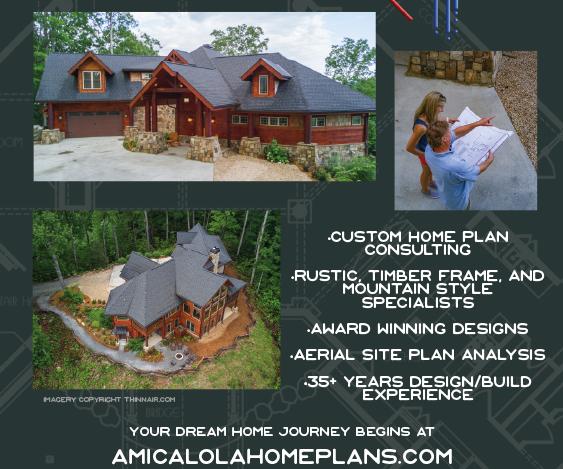 Amicalola Home Plans