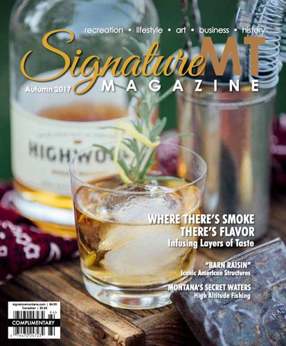 Signature Montana Autumn 2017
